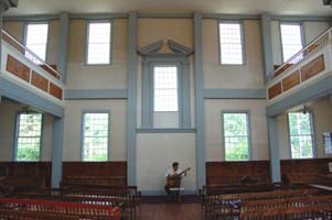 Canaan NH Meetinghouse