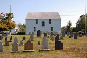 Harpswell Meetinghouse