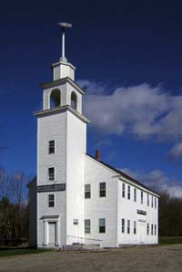 Lempster Meetinghouse