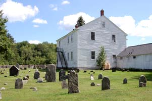 Pelham MA Meetinghouse